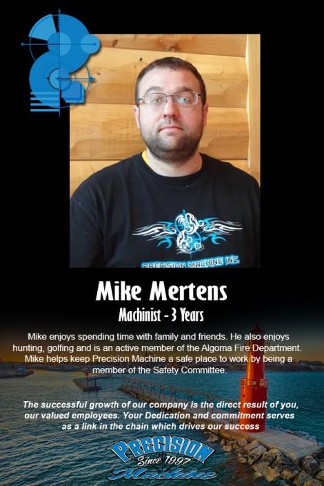Mike Mertens