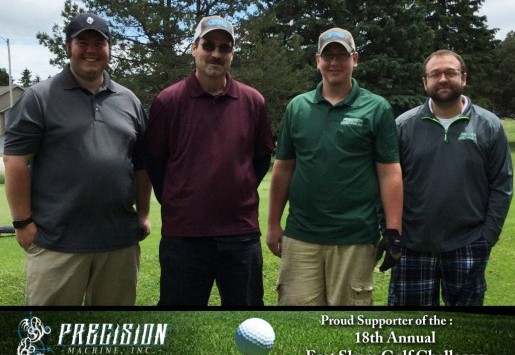Proud Supporter of East Shore Industries 18th Annual Golf Challenge